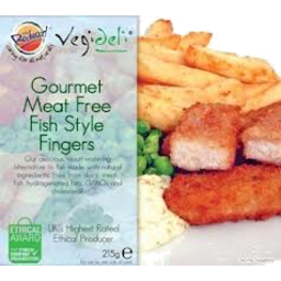 Photo of Fish Free Fish Style Fingers 215g