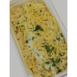 Photo of Three Cheese Macaroni with Broccoli
