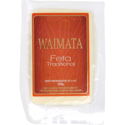 Photo of Waimata Cheese Feta Traditional 200g