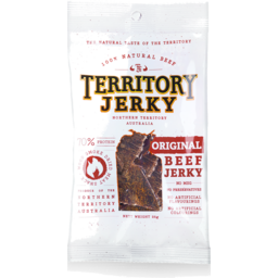 Photo of Territory Beef Jerky Original