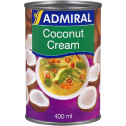 Photo of Admiral Coconut Cream 400ml