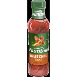 Photo of Fountain® Sweet Chilli Sauce 250ml