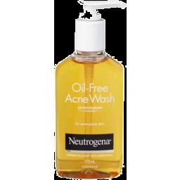 Photo of Neutrogena Acne Wash