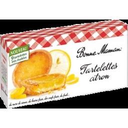 Photo of Bonne Maman Tartlets Lemon 125gm