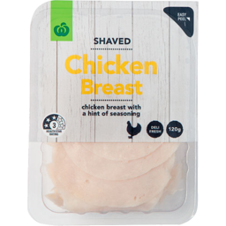 Photo of WW Shaved Chicken 120g