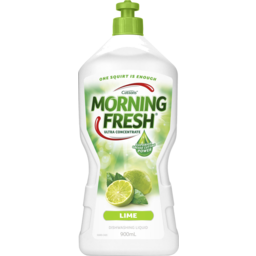 Photo of Cussons Morning Fresh Lime Fresh Dishwashing Liquid 900ml