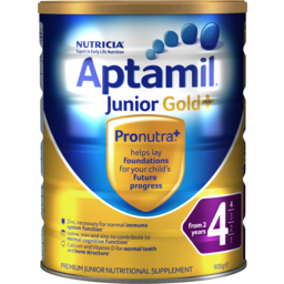 Photo of Aptamil® Gold+ 4 Junior From 2 Years 900g