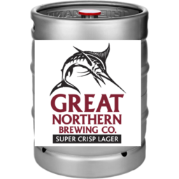 Photo of Great Northern Super Crisp 3.5% 49.5l