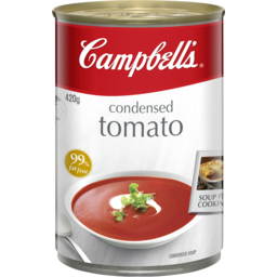 Photo of Campbells Soup Condensed Tomato 420g