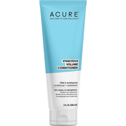Photo of Acure Conditioner - Vivacious Volume - Mint