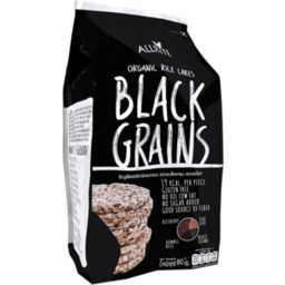 Photo of Allrite Organic Black Grain Rice Cake 76g