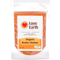 Photo of Curry - Butter Chicken 50g