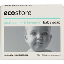 Photo of Ecostore Baby Soap 80gm