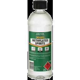 Photo of Diggers Methylated Spirits 1