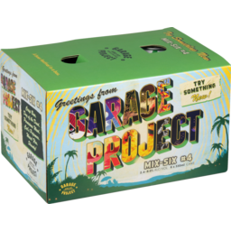 Photo of Garage Project Beer Mix Six 6x330ml
