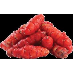 Photo of Yams Yellow, Apricot Red Prepack