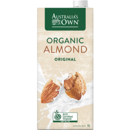 Photo of Australia's Own Organic Almond Milk (1L)