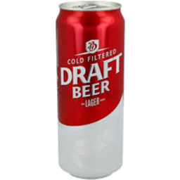 Photo of Draft Beer Lager 500ml