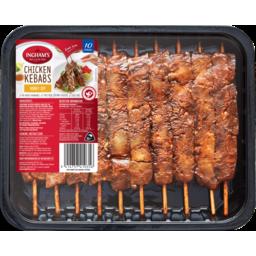 Photo of Ingham Kebabs Honey Soy 10 Pack