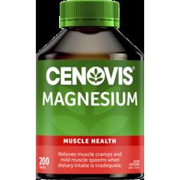 Photo of Cenovis Magnesium 200x