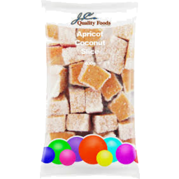 Photo of JC's Apricot & Coconut Slc 375g