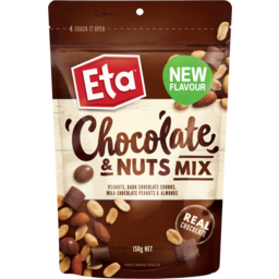 Photo of Eta Chocolate & Nuts Mix 150g