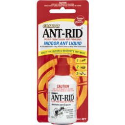 Photo of Combat Ant Rid Insecticide 50ml 1 Pack