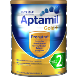 Photo of Aptamil® Gold+ 2 Follow-On Formula From 6-12 Months 900g