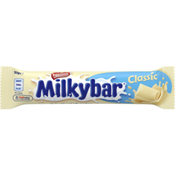 Photo of Nestle Milkybar Chocolate Bar Chunky 50g 50g