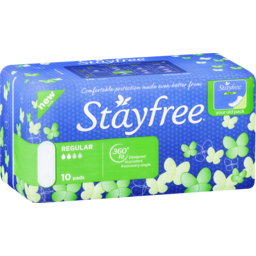 Photo of Stayfree Regular No Wings 10 Pads