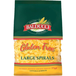 Photo of Balducci Large Spirals Gluten Free 375g