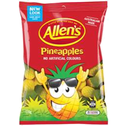Photo of Allens Pineapple 170gm
