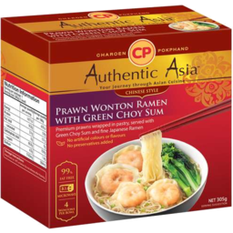Photo of Authentic Asia Prawn Wonton Choy 305gm