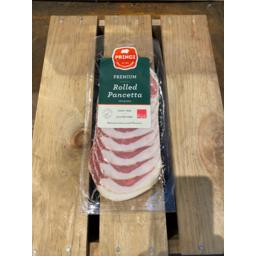 Photo of Princi Sliced Rolled Pancetta 100g
