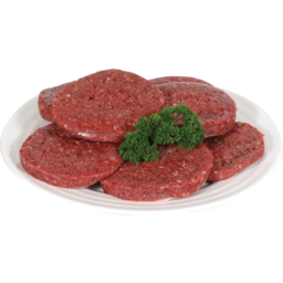 Photo of Patties Beef Hamburger
