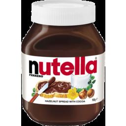 Photo of Nutella Choc Hazelnut Spread 400g