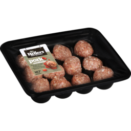 Photo of Hellers Pork Meatballs 420g