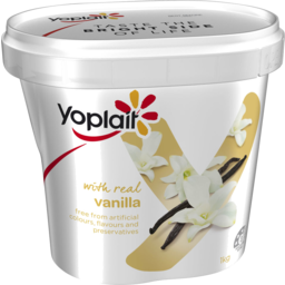 Photo of Yoplait Vanilla 1kg