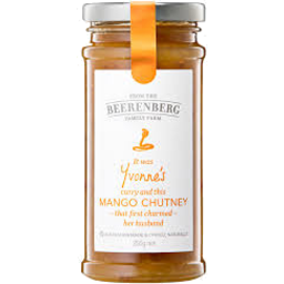 Photo of Beerenberg Mango Chutney 280g