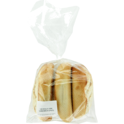 Photo of Sandwich Bread Rolls 3 Pack