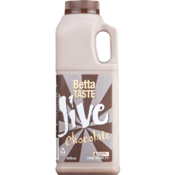 Photo of Betta Jive Chocolate Milk 600ml