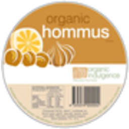 Photo of Org Indulgence Hommus Dip 200g