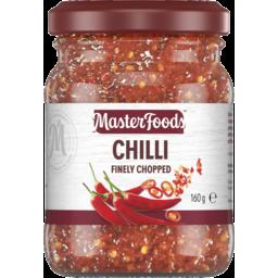 Photo of Masterfoods™ Freshly Chopped Chilli 160g