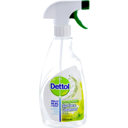 Photo of Dettol Surface Cleanser Lime & Mint 500ml