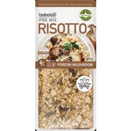 Photo of Belladotti Risotto Porcini Mushroom 250g