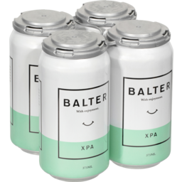 Photo of Balter XPA 4x375ml