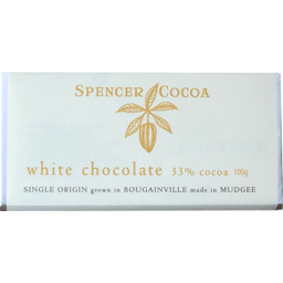 Photo of Spencer Chocolate White 33% 100g