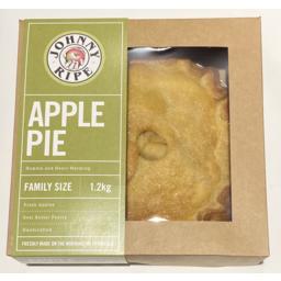 Photo of Johnny Ripe Family Apple Pie 1.2kg