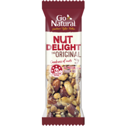 Photo of Go Natural Nut Delight Bar 40gm