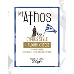 Photo of Mt Athos Cheese Haloumli (200g)